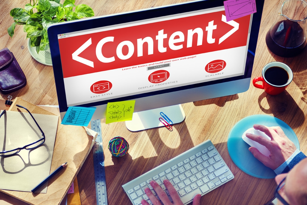 Keep Your Website Alive with fresh content