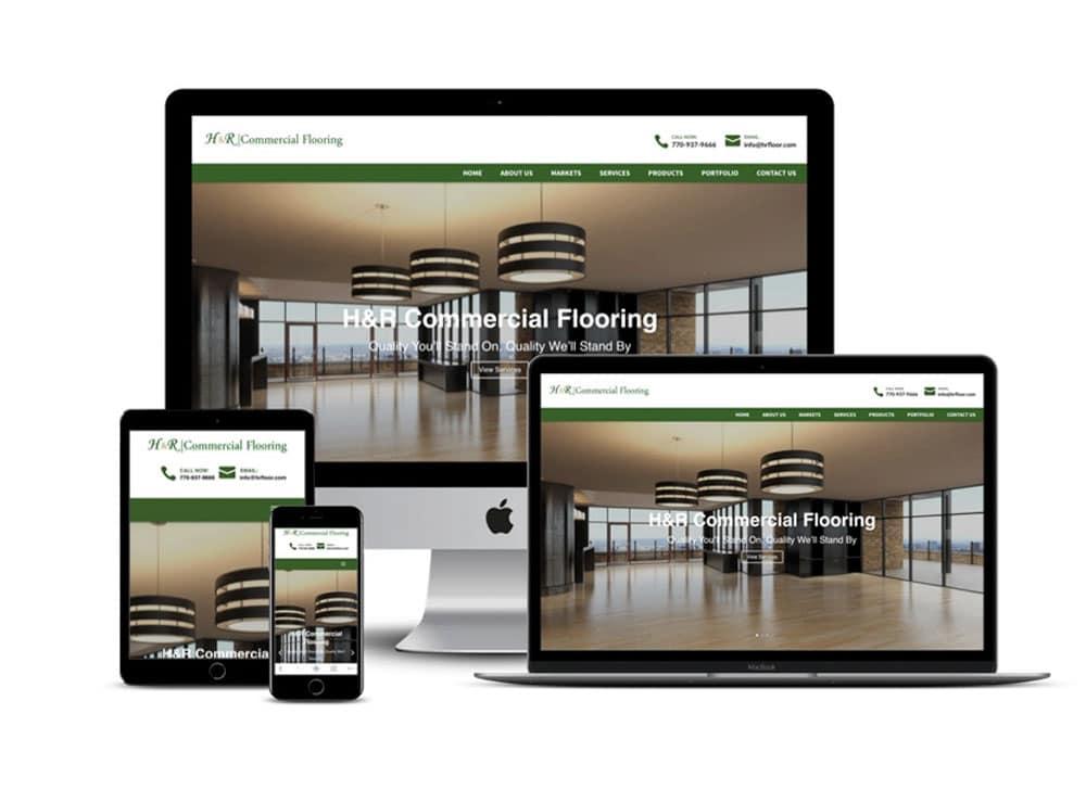 H&R Commercial Flooring