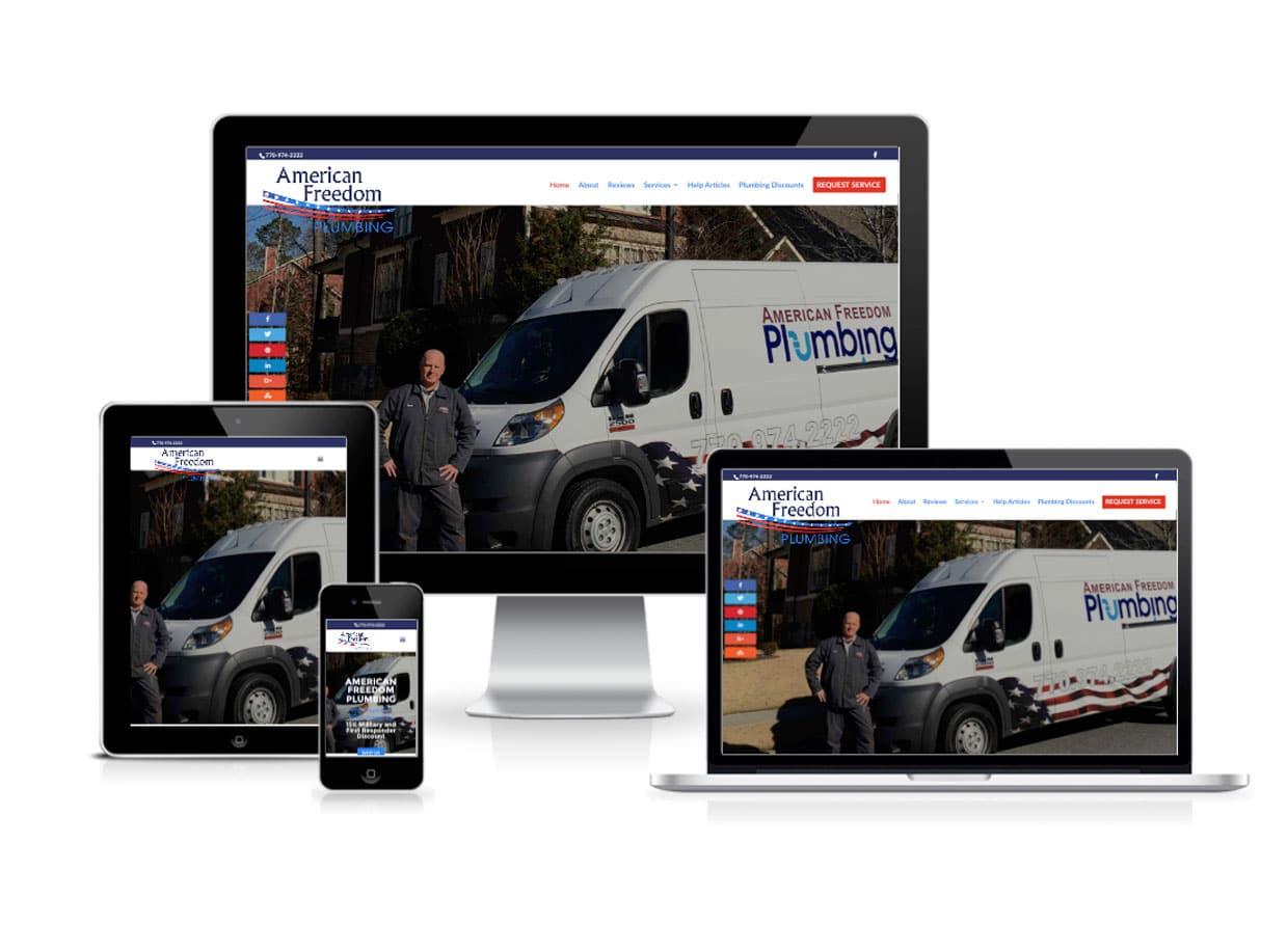 plumbing-web-design-american-freedom-plumbing