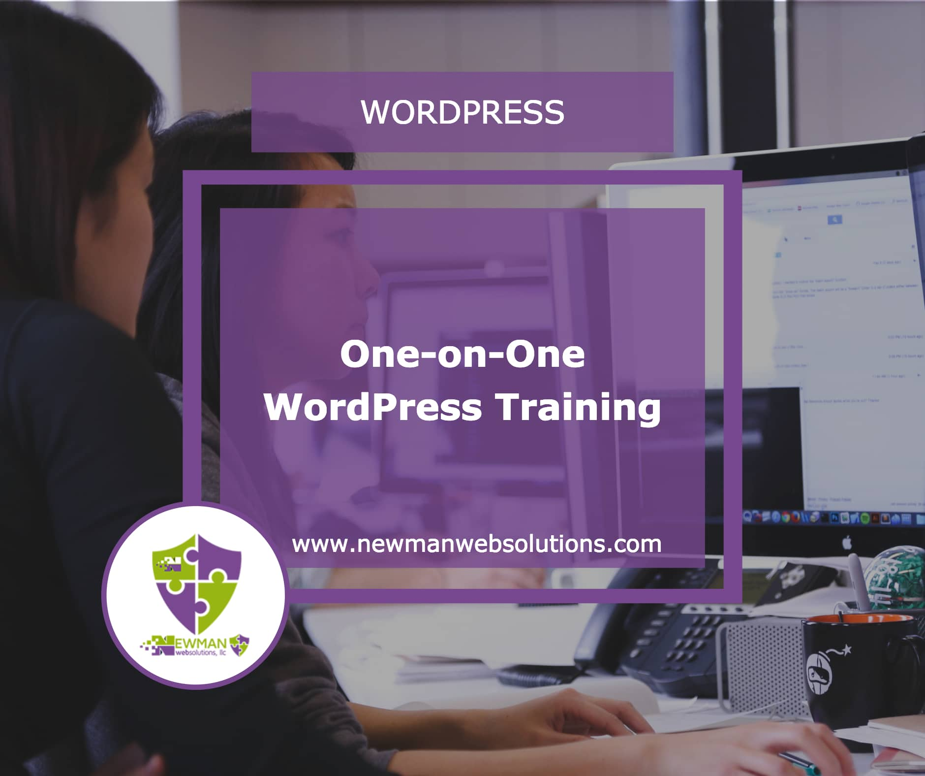Atlanta One-on-One WordPress Training featured image for blog post
