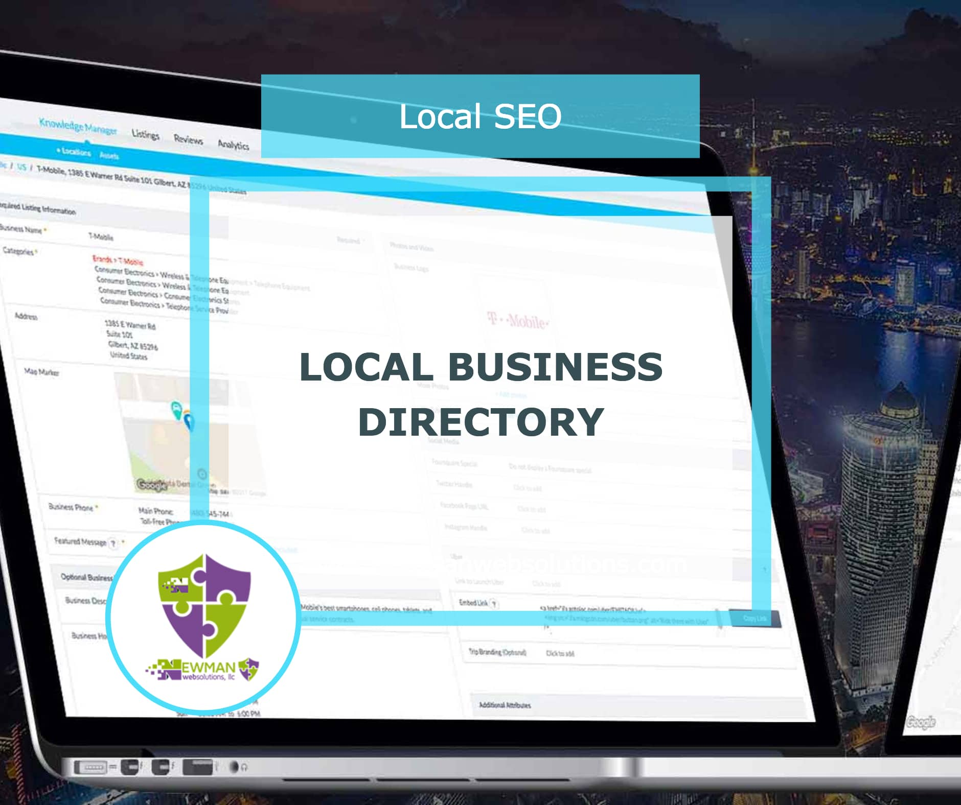 LOCAL BUSINESS DIRECTORY - Local SEO