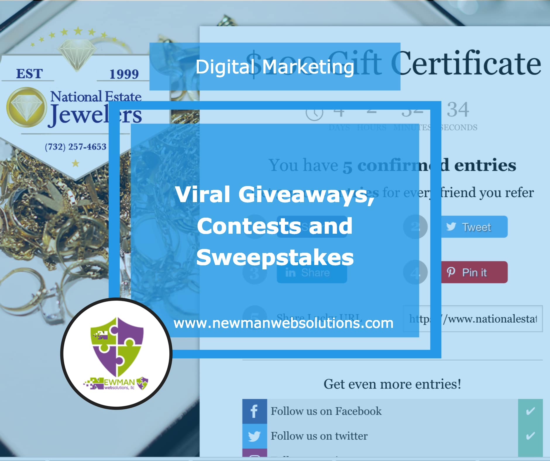 viral giveaways