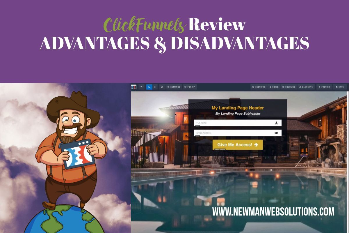 ClickFunnels Review: Advantages & Disadvantages of Click Funnels