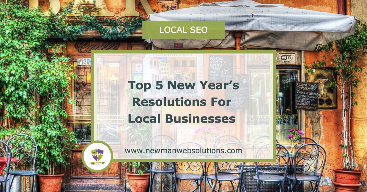 Resolutions for Local Businesses