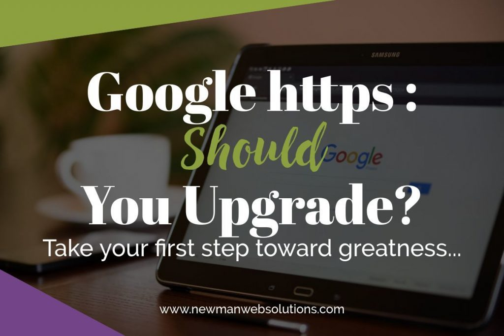 Google HTTPS - Should You Upgrade? featured image for blog post