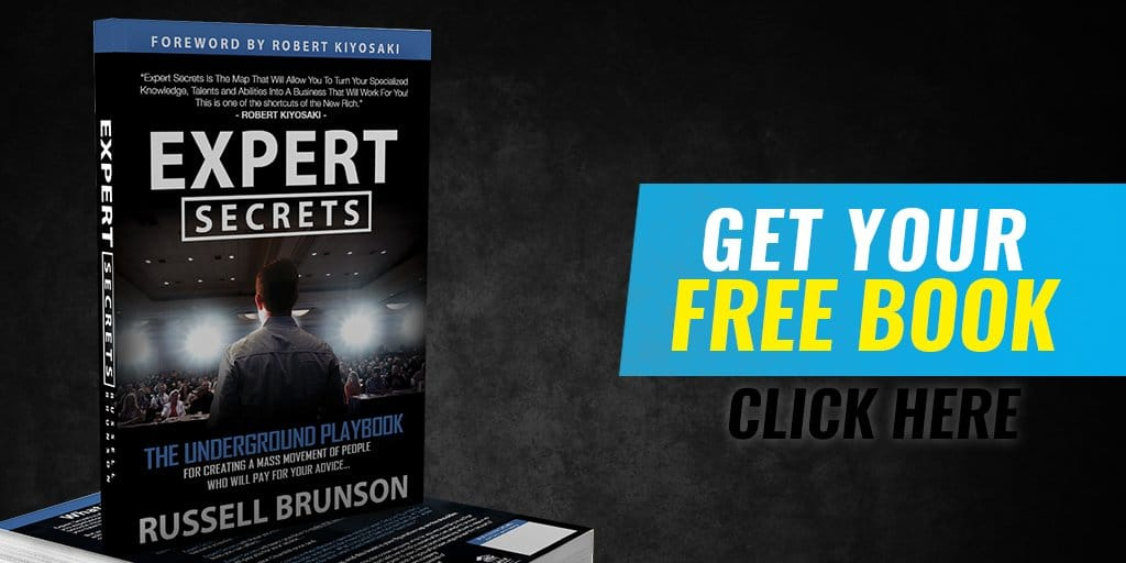 Free Expert Secrets Book - Get Your Free Copy Today!