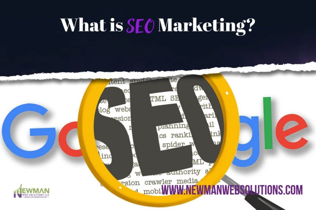 what is seo marketing