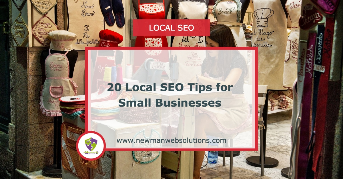 20 Local SEO Tips For Small Businesses