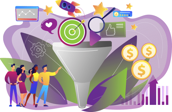 marketing sales-funnels-lead-generation